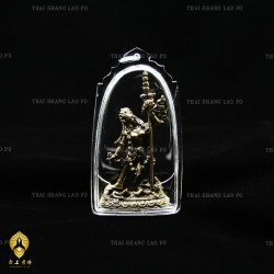 2541年 龍婆倫 卡莉女神/雪山女神 -佛牌
