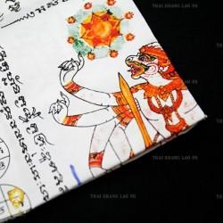 戰神哈努曼Hanuman-超大符布