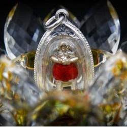 銀魂魂魄勇-驅邪-保護主人-除魔-防各種降頭-純銀-帶來勇氣